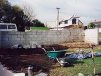 Garden Makeover Before