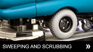 Commercial Sweeping and Scrubbing in Auckland